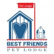 Best Friends Pet Lodge - Logo