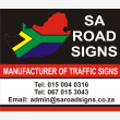SA Road Signs - Logo