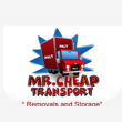 Mr Cheap Transport - Logo