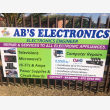 AB,s Electronics - Logo