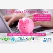 Pink Piggies Financial Services - Logo