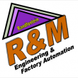 R&M Engineering & Factory Automation - Logo