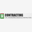 H Contracting - Civil Engineering - Logo