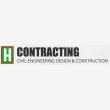 H Contracting - Civil Engineering - Logo