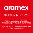 Aramex - Logo