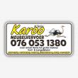 Karoo Furniture Movers Karoo Meubelvervoer - Logo