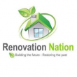 Renovation Nation                             - Logo