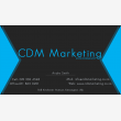 Customized Digital Media Marketing(CDM Marke) - Logo