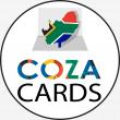 Coza Cards - Logo