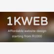 1KWEB - Logo