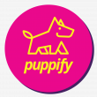 Puppify - Mobile Grooming & Pet Store - Logo