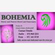 Bohemian Bird Hotel - Logo