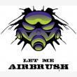 Let Me Airbrush - Logo