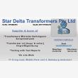 Star Delta Transformers Pt y Ltd - Logo