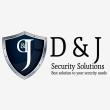 D & J Security Solutions PTY LTD - Logo