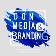 Don Media and Branding  - Logo