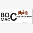 BO MAC CONSTRUCTION - Logo