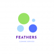 Feathers Cleaning Services  - Logo