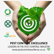 Pest Control Excellence - Logo