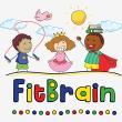 FitBrain - Logo