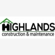 Highlands Construction & Maintenance - Logo