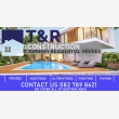 T & R Construction  - Logo