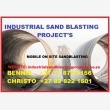 Industrial sandblasting projects  - Logo