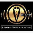 KVD Wedding & Event DJ - Logo