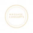 massage consorts - Logo