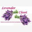 Lovender Closet Avon Justine - Logo