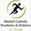 Matladi Ledwaba Prosthetics and Orthotics - Logo