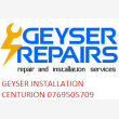 Centurion Geyser Repair 0769505709 Free Quote - Logo