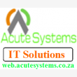 Acute Systems IT Solutions - Logo