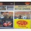 Wally's Motor Spares - Logo