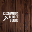 Customized Budget Builds - Logo