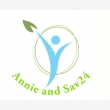 The Nutrition Shop with Annie and Sav24 - Logo