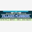 Villages Plumbers - Logo