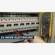 Pretoria east electricians 0725971230 emergen - Logo