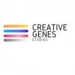 Creative Genes Studios - Logo