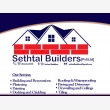 SETHTAL BUILDERS [pty] Ltd. - Logo