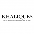 Khaliques - A complete designer suits for men - Logo