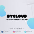 Bycloud Websites Graphics & Hosting - Logo
