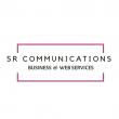 SR COMMUNICATIONS  - Logo