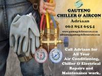 Gauteng Chiller & Aircon - Logo