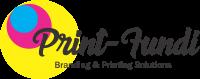 Print Fundi - Logo