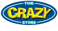 The Crazy Store - Ottery - Logo