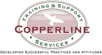 Copperline Training and Support Services - Logo