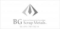 BG Scrap Metals - Logo