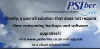 PSIberLite Payroll Solutions - Logo