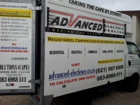 ADVANCED Electric Fencing - Logo